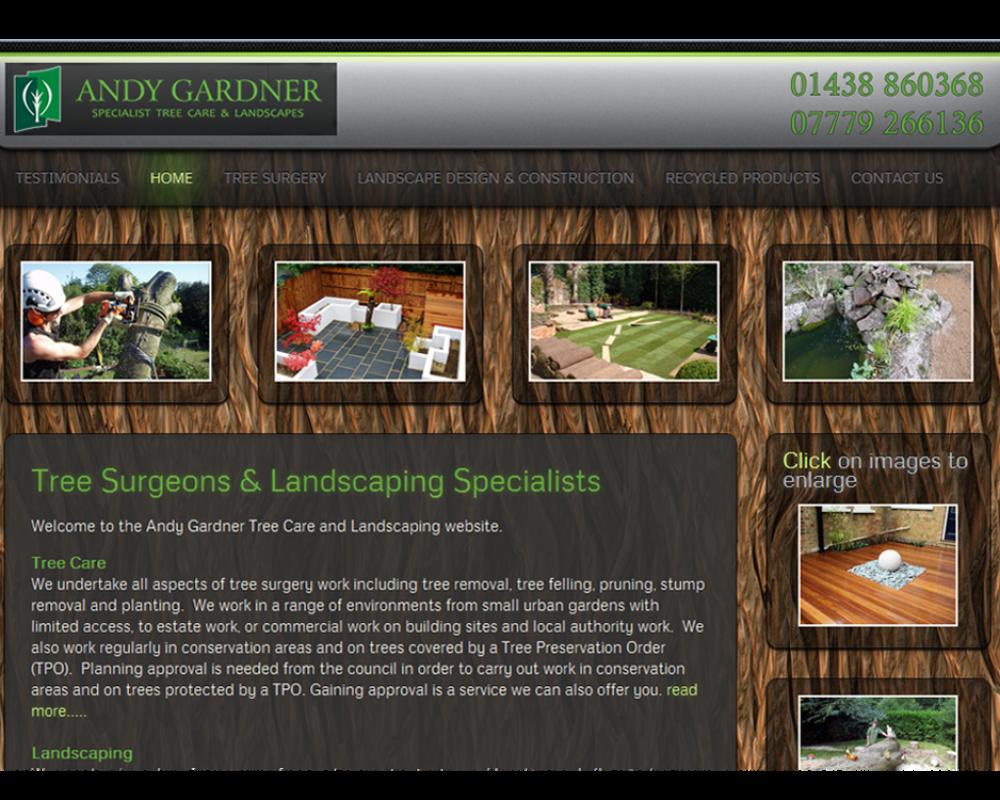Andy Gardner Tree Care