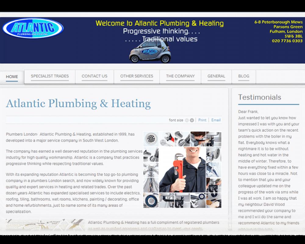 Atlantic Plumbing