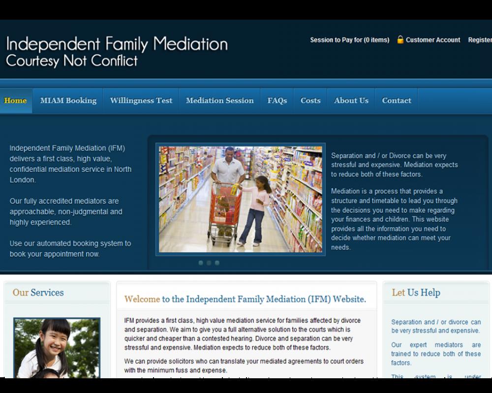 Independant Family Mediation