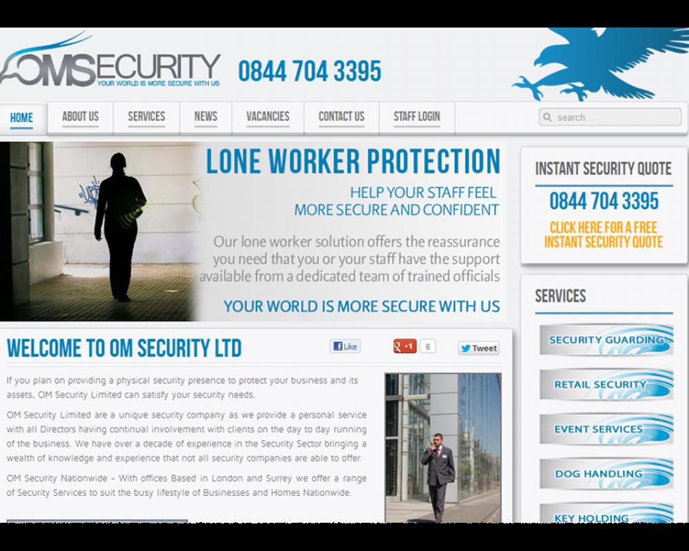OM Security Ltd
